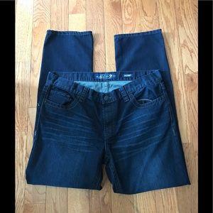 Seven7 men's blue Jeans Skinny